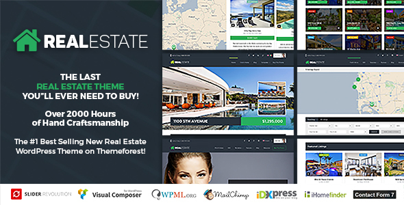 Real Estate 7 Theme