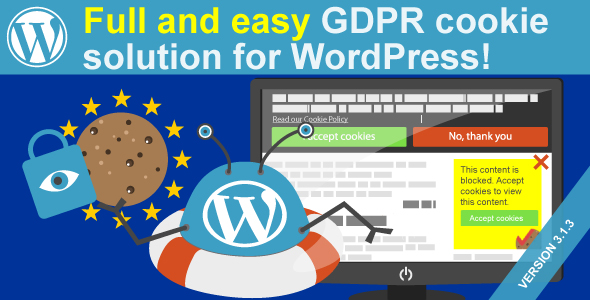 WeePie Cookie Allow – Complete GDPR Cookie Consent Solution Review