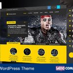 Fitness WordPress Theme eCommerce Theme Review